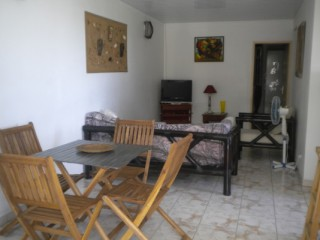 Location Appartement Martinique - SALON SEJOUR