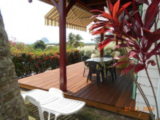 Location Appartement Martinique - superbe terrasse
