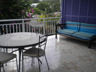 Location Appartement Martinique - TERRASSE