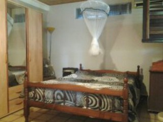 Location Appartement Martinique - La chambre