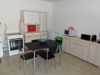 Location vacances Appartement Marin: coin cuisine ...<br />