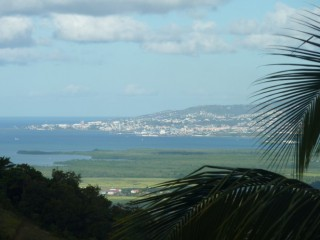 Location Appartement Martinique : vue mer, internet