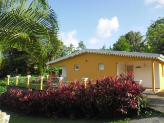 Location Bungalow Martinique : clim, internet