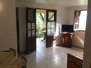 F2 tjé (coeur) kréol : Appartement Martinique