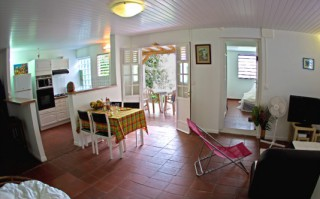 Location Appartement Martinique - Saint-Pierre 97250