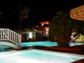 Location Appartement Martinique : piscine, clim, internet