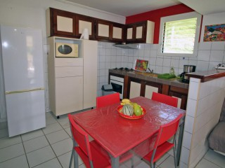 Villa dore : Appartement Martinique