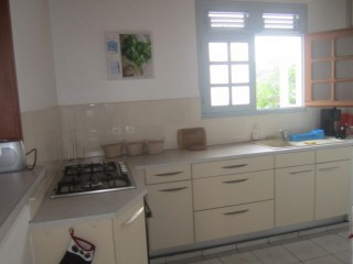 La canne bleue : Appartement Martinique