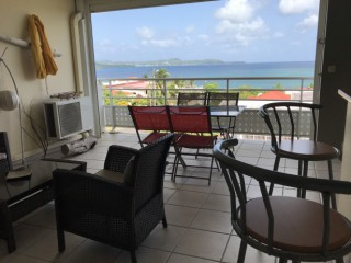 Location vacances Appartement Sainte-Luce: Martinique - Sainte Luce - de la terrasse ...<br />
