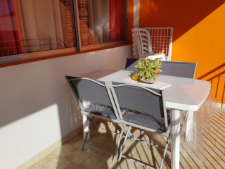 Location vacances Appartement Sainte-Luce: terrasse rdc goyavier ...<br />
