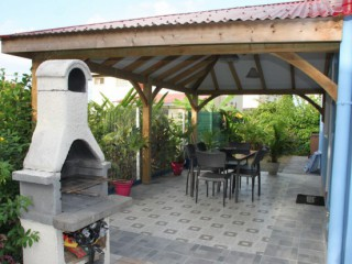 Maison tartane : Appartement Martinique