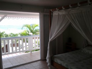 Location Appartement Martinique - Chambre 1