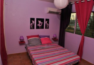 Location Appartement Martinique - chambre parental