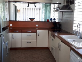 Location Appartement Martinique - Cuisine