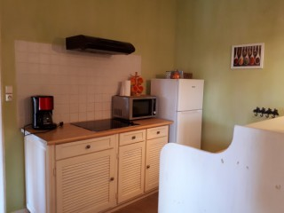 Location Appartement Martinique - la cuisine