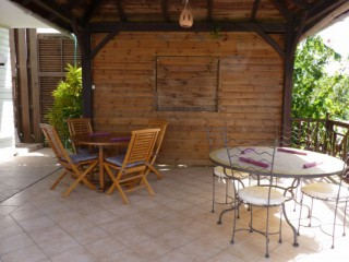 Location Appartement Martinique - LES TABLES SOUS LE DECK