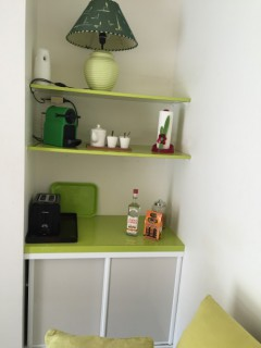 Location Appartement Martinique - Petit coin bar