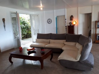 Location Appartement Martinique - Salon