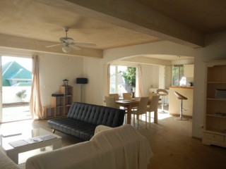 Location Appartement Saint-Barth : vue mer, clim, internet