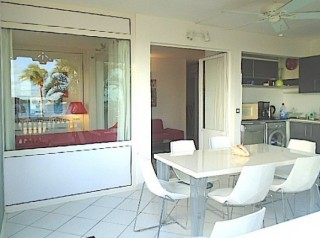 Blue  lagoon : Appartement Saint-Martin