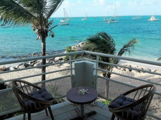 Location Appartement Saint-Martin - Fabulous view on the sea