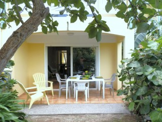 Location Appartement Saint-Martin : piscine, clim, internet