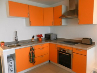 Location Appartement Saint-Martin - cuisine