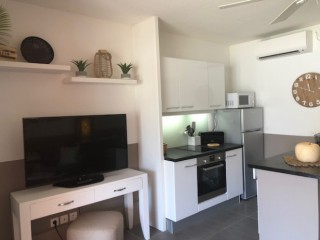 Location Appartement Saint-Martin - CUISINE / BAR