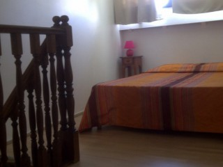 Location Bungalow Saint-Martin - La chambre (lit 160x200)
