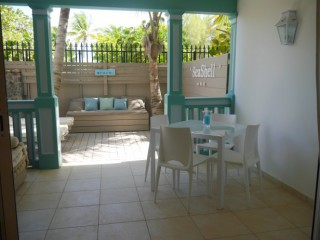 Location Appartement Saint-Martin : piscine, internet