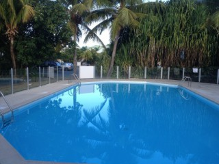 Photo de : piscine de la r�sidence