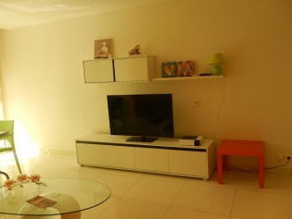Location Appartement Saint-Martin - TV