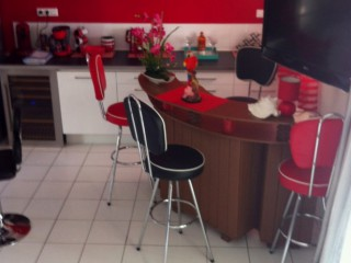 Location Appartement Saint-Martin - Le coin bar