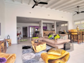 Sea front home : Appartement standing Guadeloupe