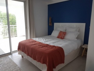 Le refuge de sable blanc : Appartement standing Martinique