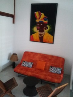 Location Appartement Martinique - Canapé Clic-clac