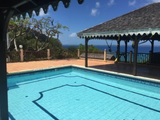 Location Appartement standing Saint-Martin - Piscine