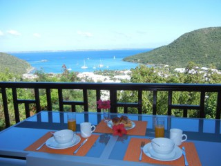 Location Appartement standing Saint-Martin - Standing, Cocooning, Calme, Romantique,