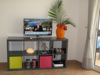 Location Appartement standing Saint-Martin - tv avec chaines internationales