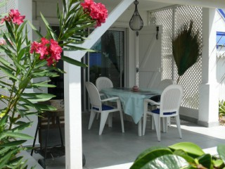 Location Appartement standing Saint-Martin : piscine, clim, internet