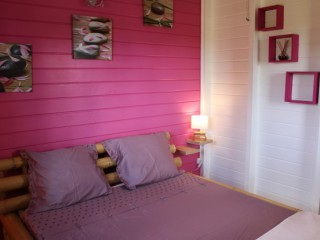 Location vacances Bungalow Abymes: