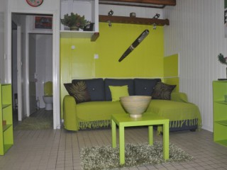 Cythere 12 : Bungalow Guadeloupe