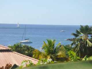 Location Bungalow Guadeloupe - Vue