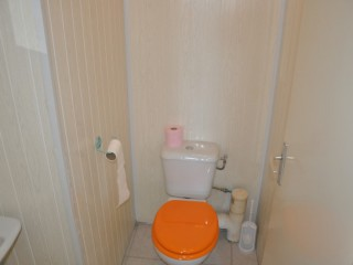 Location Bungalow Guadeloupe - WC