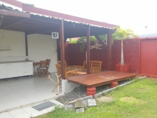Location Bungalow Guadeloupe : climatisation