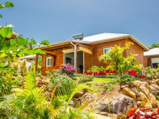 Cottages amour deshaies : Deshaies Guadeloupe
