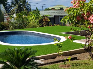 Bungalow piscine