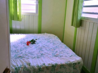 chambre bungalow 4 pers.