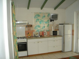 Location Bungalow Guadeloupe - Coin Cuisine