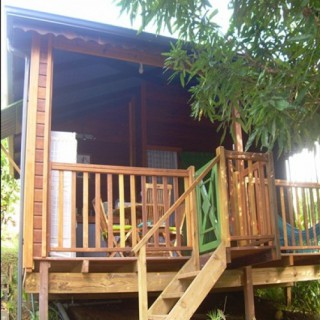 Location Bungalow Guadeloupe - Ti Kaz